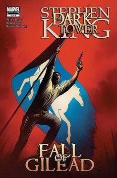 #StephenKing's #TheDarkTower - #TheFallofGilead #5 #Marvel