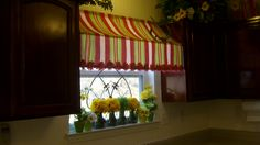 Easy indoor awning!