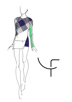 Dany Fay Golf Couture | Sketches Collection SS17 - Part I  #danyfay #sketches #fashiondesign #collectionss17 #ss17 #Gofhose #Golfmode #Golfjacke #Golfkleider #Golfbekleidung #dame #golfer #schweiz #Switzerland #Zurich #Germany #madeinItaly #zurichsee #golfetiquette #golfstyle #jaanteshowroom #golfcouture #designerclothing #modafeminina #golf #tshirt #shirt #sketch