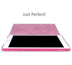 Cool iPad Air And Air 2 Leather Smart Case Covers Super Slim IPCC05_12