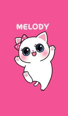 Kitten Wallpaper, Kawaii Wallpaper, Beautiful Girl Drawing, Cute Bento Boxes, Cute Fantasy Creatures, Pretty Wallpapers, Cat Memes, Cat Art, Cute Dogs