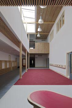 Oak Meadow #Passivhaus School, Architype