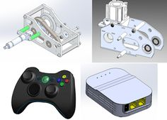Updated CAD Library   We've updated our CAD Library that we published last year with new models from VEXpro AndyMark REV Robotics and more. Also included now are Solidworks sketch blocks created by team 4183 (Bit Buckets) and Versaplanetaries that have almost every configuration you could want created byKevin Ainsworth of Pwnage FRC#2451.CAD.Spectrum3847.org will take you to our Grabcad Partnerspace The github version of the library is located here.http://ift.tt/2hy5ZJm Let us know if there…