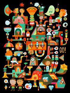 2012 : The World of C86 | Matt Lyon