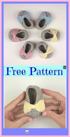 Crochet Baby Stylish Shoes –Bacho ko 5 bjy to ly jain Free. FREE Crochet Pattern for Baby Booties For Little Girls Available Written Pattern, Video Tutorial and PDF pattern by Croby Patterns - Salvabrani These Crochet Baby Stylish Shoes are really cute, Bonnet Crochet, Crochet Baby Shoes, Crochet Baby Clothes, Crochet Slippers, Baby Slippers, Booties Crochet, Crochet Baby Beanie, Baby Socks, Baby Knitting Patterns
