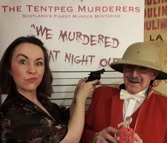 Murder Mysteries, Scotland, Mystery