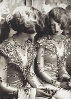Cecil Beaton photo of Miss Nancy Beaton (1926-1927)