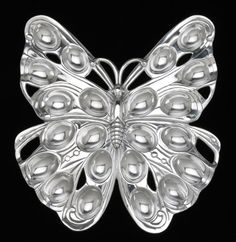 ARTHUR COURT BUTTERFLY DEVILED-EGG TRAY