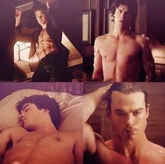 Ian Somerhalder #yum #basically