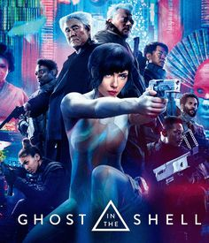 Ghost in the shell #Cyborg_movie |  #Ghost_shell | #Cyberpunk_movies | #Motoko_kusanagi | #Cyberpunk_anime | #Ghost_film | #September_22 | #Slang_for_cool | #Ghost_in_pictures | #moviesputlockerme