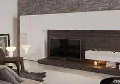 poliform living room and bedroom on Behance