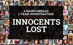 The Miami Herald has won a prestigious public service award from the Online News Association for Innocents Lost, an investigation that studied the deaths of children in families with child-welfare histories.