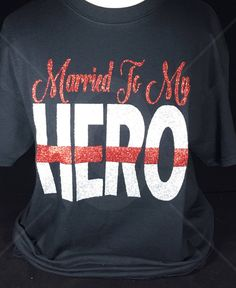 Thanks for the kind words! Loved wearing my shirt with some he - Wify Shirt - Ideas of Wify Shirt - Thanks for the kind words! Loved wearing my shirt with some hero in red leggings I bought. Sumer S. Firefighter Family, Firefighter Decor, Firefighter Shirts, Volunteer Firefighter, Firefighters Wife, Firemen, Red Leggings, Fire Department, Fire Dept