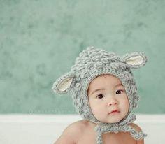 детские шапки с ушками