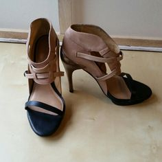 AllSaints 'Rho' heel Rho heels by AllSaints. Worn once. All Saints Shoes