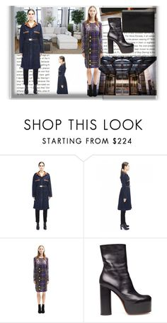 """""""svmoscow"""" by gold-phoenix ❤ liked on Polyvore featuring Stop Staring!, Marni, Mary Katrantzou and Vetements"""