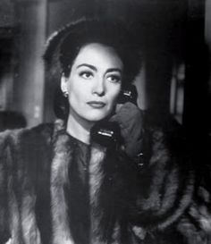 "Joan Crawford en ""Alma en Suplicio"" (Mildred Pierce), 1945"