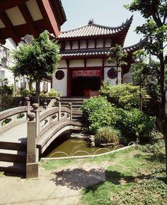 Former Chinese Quarter, Nagasaki City Nagasaki City Old buildings and streets