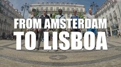 From Amsterdam to Lisboa. Finding out if Lisbon is the place for a new Koekepeer department! #branded content #advertising #Amsterdam #Lisbon