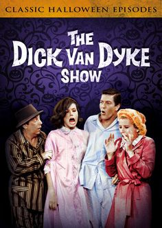 Available in: DVD.This collection of four Halloween-themed episodes of the classic sitcom The Dick Van Dyke Show includes the installments The 31 Days Of Halloween, Halloween Movies, Halloween Themes, Holiday Movies, Mary Tyler Moore Show, Christmas Episodes, The Andy Griffith Show, Old Shows