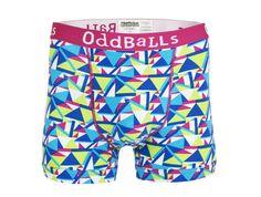 Oddballs underwear - Kaleidoscope