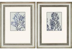 Shop for a Indigo Coral I Set of 2 Artwork at Rooms To Go. Find Wall Decor that will look great in your home and complement the rest of your furniture.