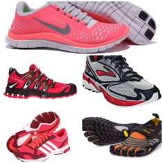 What is the best running shoe? Personally I think NO SHOE is pretty darn good.