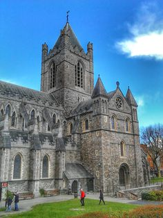 Christchurch, Dublin City.