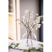 Glass Vase, Flowers, Home Decor, Ideas, Pink, Room Decor, Royal Icing Flowers, Home Interior Design, Flower
