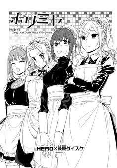 Horimiya Chapter 65 - Read Horimiya Chapter 65 manga for free at ZingBox. Yuki, Manga Romance, Manhwa, Photo, Yoshikawa, Anime Maid, Horimiya, Art, Comics