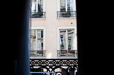 Travel: Paris windows are gorgeous!