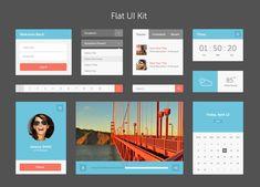 Complete UI Kit / Megan Fox