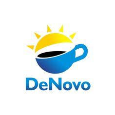 New logo for a high energy drive through coffee shop by Warnaihari