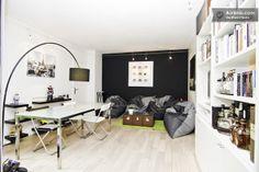 Design studio / Calm / Garden view! in Paris