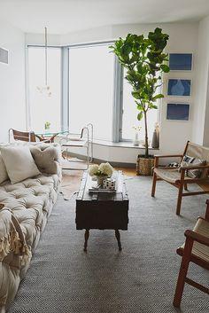 Casey DeBois's New York City Apartment Tour   The Everygirl