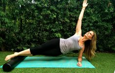 Foam Rolling and Fascia Exercises