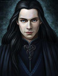 Элронд   Elrond by Domerk