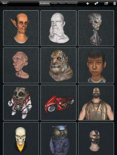 123D Sculpt- the most fun you can have sculpting without getting your hands dirty!
