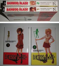 Bamboo Blade 1-2.