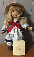 """16 """"Marianne Gotz Doll 1988 limitée et signée avec Box And Certificate"""