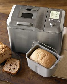 Breville Custom Loaf Bread Maker #williamssonoma....this is the one I use at least once a week...love it