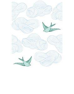 Daydream (Green) Tile - Tile