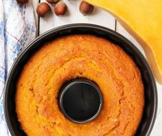 Fluffy pumpkin cake - www. Sweet Recipes, Cake Recipes, Dessert Recipes, Healthy Recipes, Squash Cakes, I Companion, Cake Cookies, Fun Desserts, Brunch