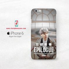 BTS EPILOGUE CONCERT SUGA iPhone Cover Series