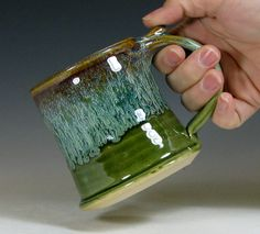 Small+cup+coffee+mug+ceramic+teacup+glazed+in+by+hughespottery,+$20.00