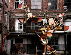 Outsides : Clemens Behr. #clemens_behr  http://www.widewalls.ch/artist/clemens-behr/