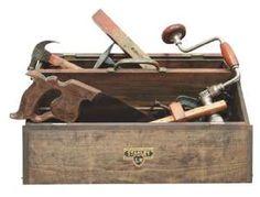 Antique/old tools