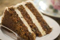 Gluten Free Carrot Quinoa Cake  | G-Free Foodie #GlutenFree (vegan option)