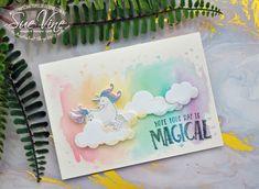 Sue Vine   MissPinksCraftSpot   Stampin' Up!® Australia Order Online 24/7   Magical Day   Magical Mates   Myths & Magic  #magicalday #magicalmates #mythsandmagic #handmadecard #rubberstamp #stampinup #inkitstampit #suevine #misspinkscraftspot