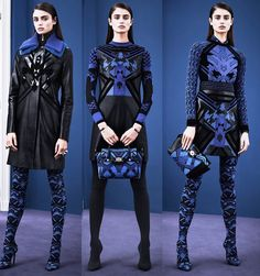 Breaking Trends Pre-Fall 2015: Versace - Accessories Magazine